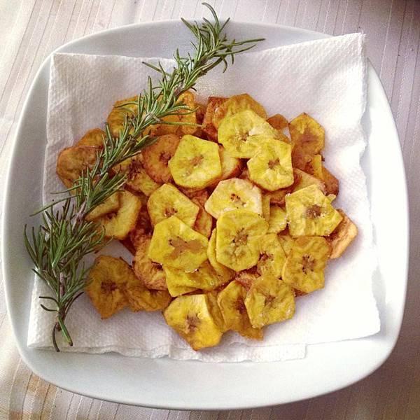 芭蕉片Plantain Chips