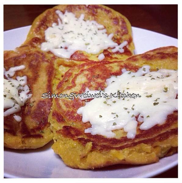 拉丁美洲 委內瑞拉玉米煎餅 Cachapa