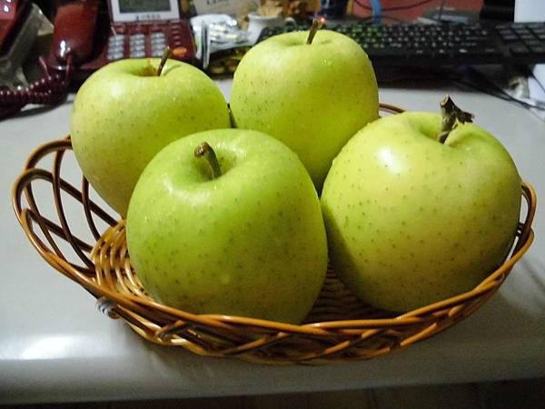 蘋果的香味