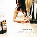 手工婚紗推薦1-禮服試穿-白紗