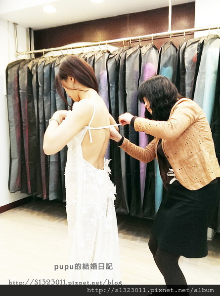 禮服出租-手工婚紗推薦-禮服試穿