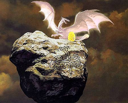 Ciruelo_Cabral_-_The_Dragoness_1280x1024