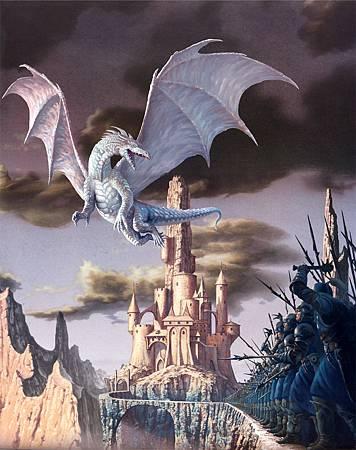 ciruelo_cabral_attack_of_the_white_dragon