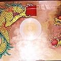 溪口_開元佛堂-神龕大壁雲龍彩繪-100813-057.JPG