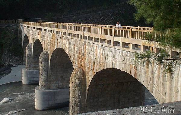 北港溪糯米橋