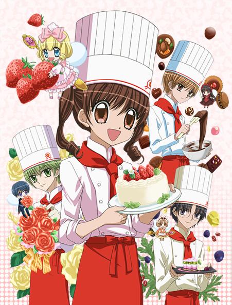 夢色蛋糕師