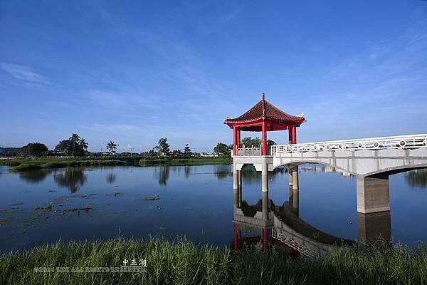中正湖中正亭