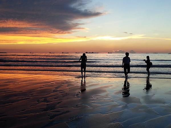 台西夢幻沙灘