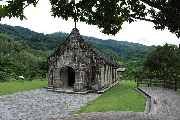 基國派老教堂