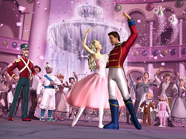 芭比公主系列