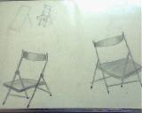 鉛筆(椅1