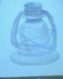 鉛筆(油燈