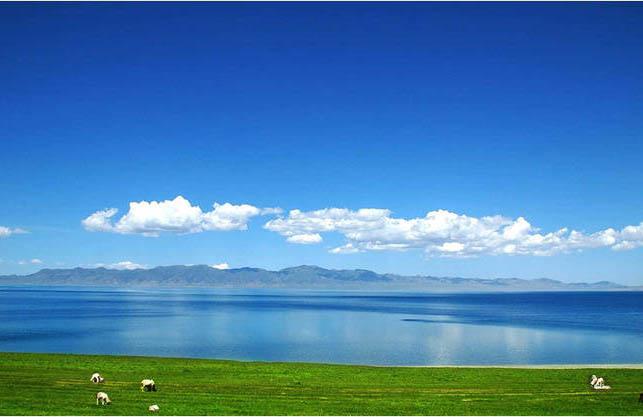 瑤池-青海湖