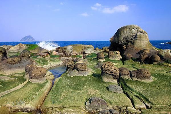 基隆 和平島 !