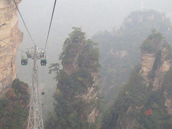 天門山 芊芊拍攝