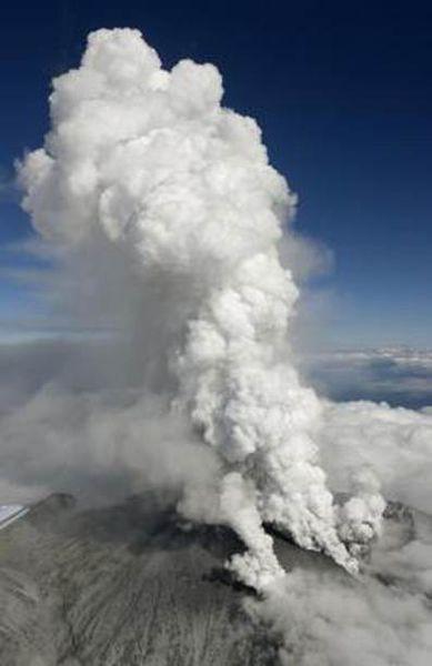 日本 御嶽山 副座拍攝