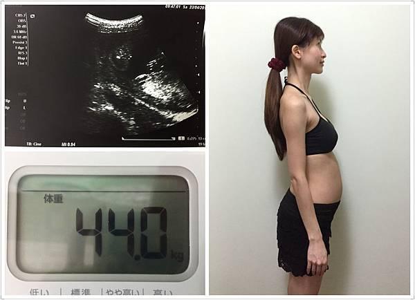 懷孕5個月,胃口大開!食慾良好!!