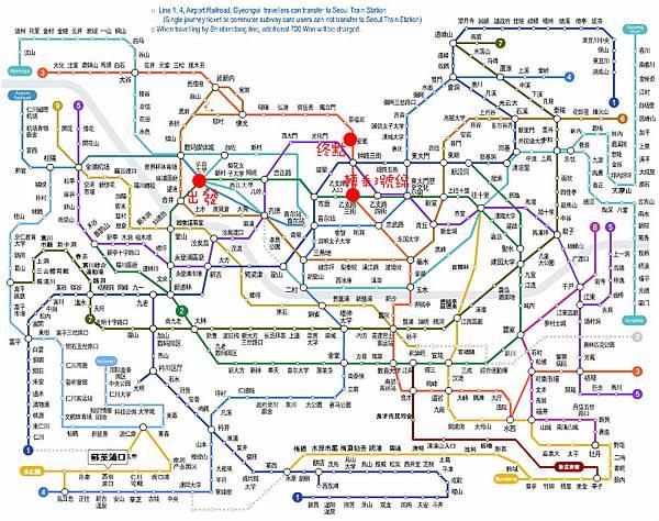 首爾地鐵_meitu_2