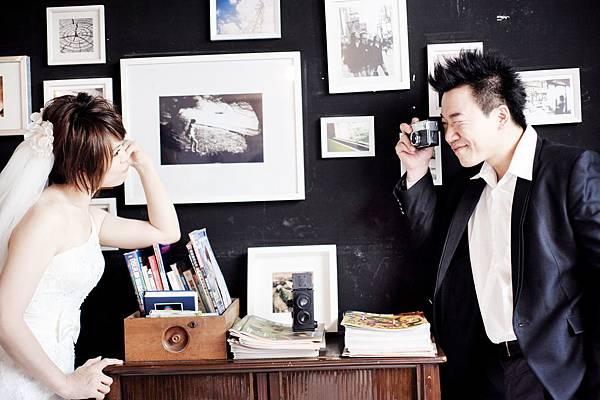 高雄自助婚紗-推薦韓風婚紗照
