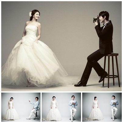 韓風婚紗照推薦