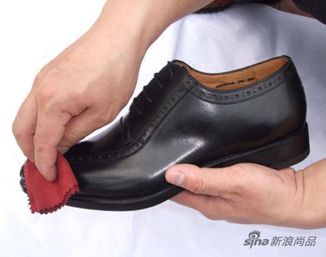 保養皮鞋方法