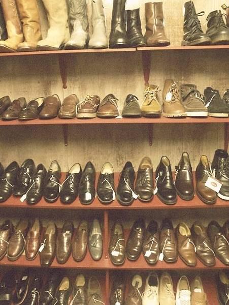 鞋子發霉1