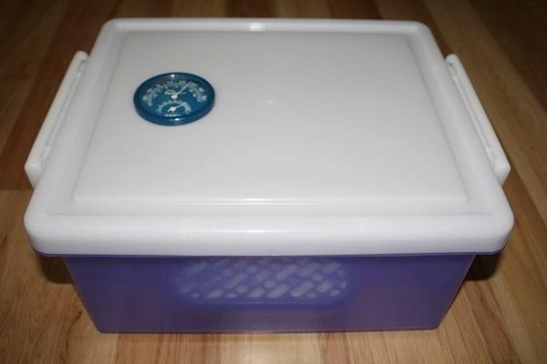 自製防潮箱1
