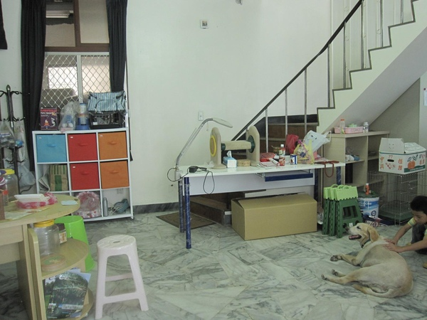 彩虹貓教室1樓