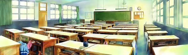 教室11(完成!)
