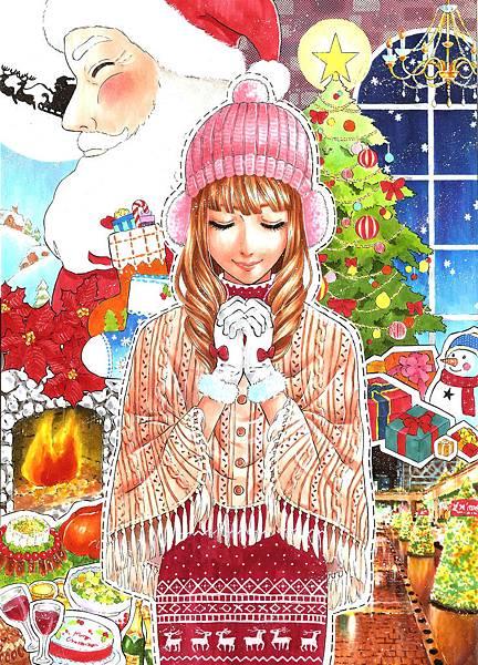 聖誕postcard-1