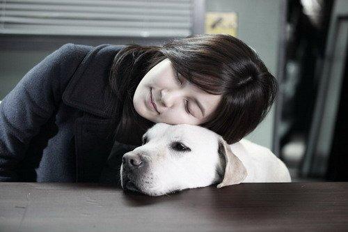 秀雅與導盲犬小智2