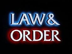 Law&Order