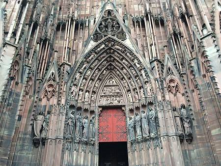 Strasbourg Cathedral1