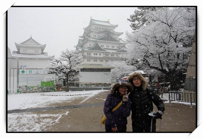 名古屋城(Nagoya Castle)18