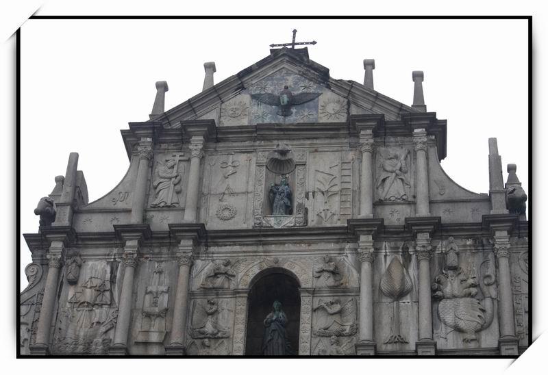 大三巴牌坊(Ruins of St. Paul's)03
