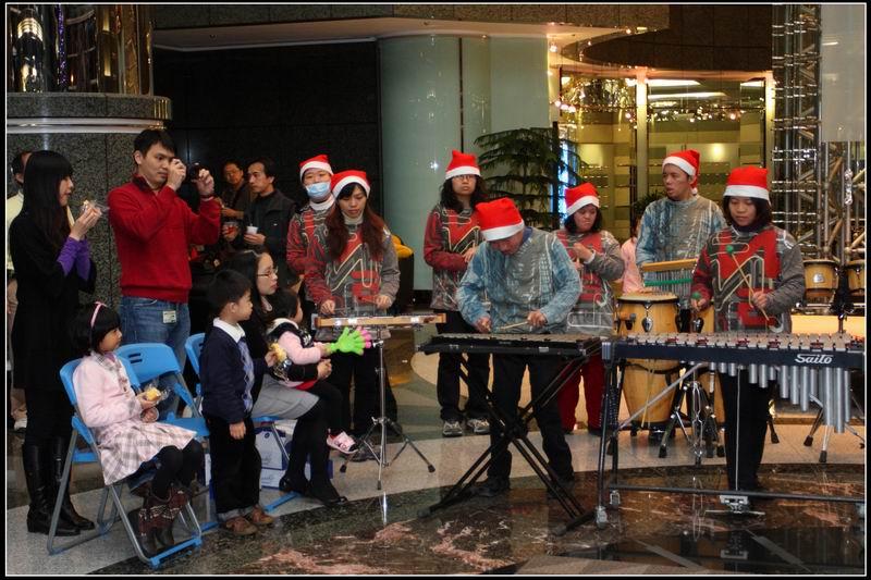 2010年耶誕晚會 11
