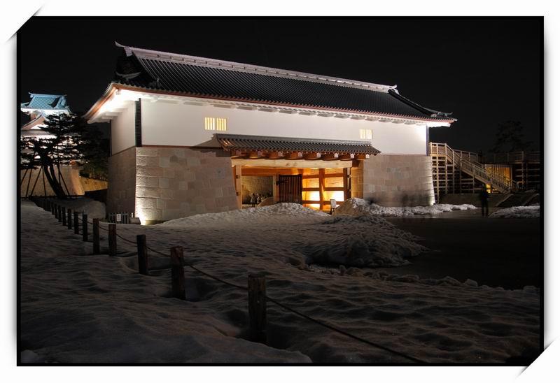 金沢城公園(Kanazawa Castle Park)04