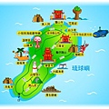 地圖_小琉球