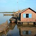 洞里薩湖(Tonle Sap)08