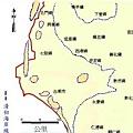地圖_台江內海