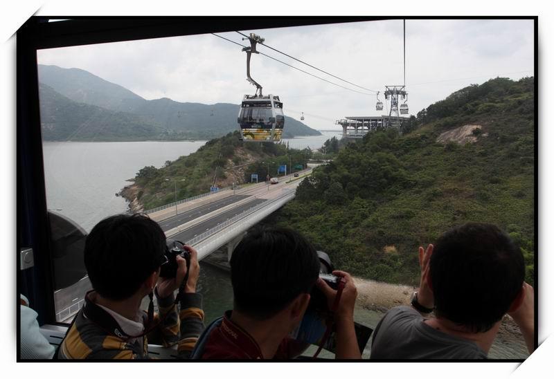 昂坪纜車(Ngong Ping 360)01
