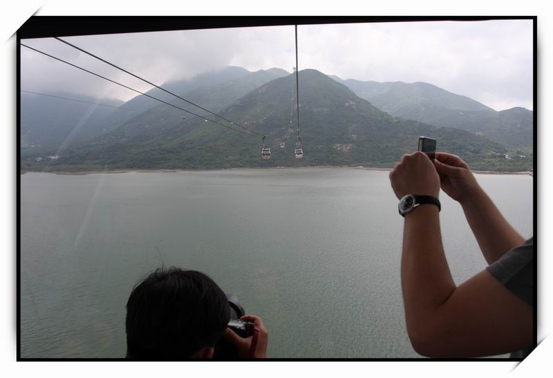 昂坪纜車(Ngong Ping 360)02