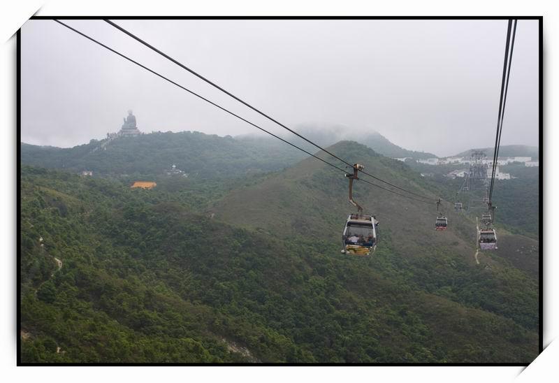 昂坪纜車(Ngong Ping 360)07