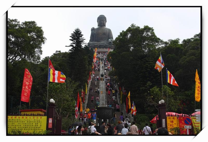 天壇大佛(Tian Tan Buddha)03