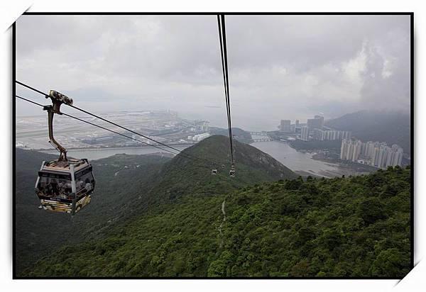 昂坪纜車(Ngong Ping 360)08