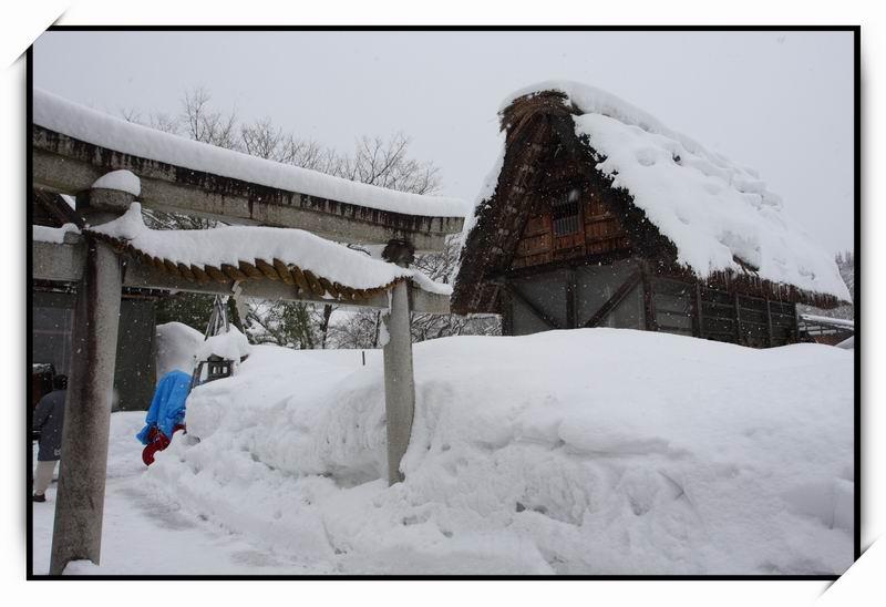 白川鄉(Shirakawa-go)33