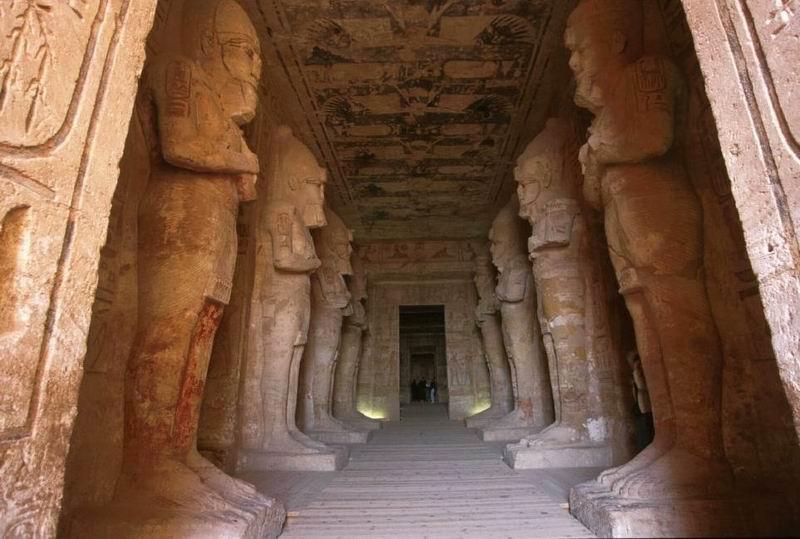 阿布辛貝神殿12