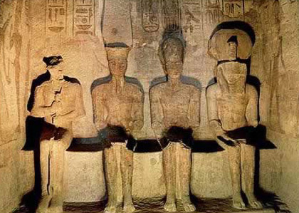 阿布辛貝神殿15