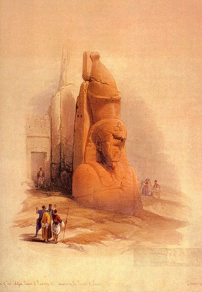 DavidRoberts-RamesesIV_Luxor_1838