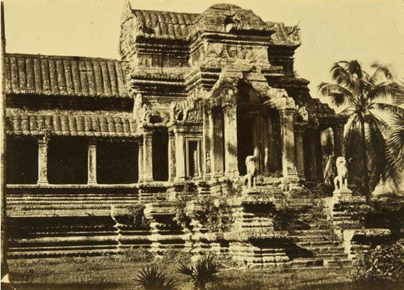 4 works_Four Views of the Temple of Angkor Wat
